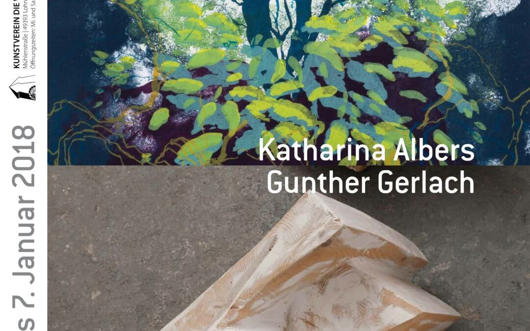 Katharina Albers / Gunther Gerlach // Kunstverein Die Wassermühle Lohne