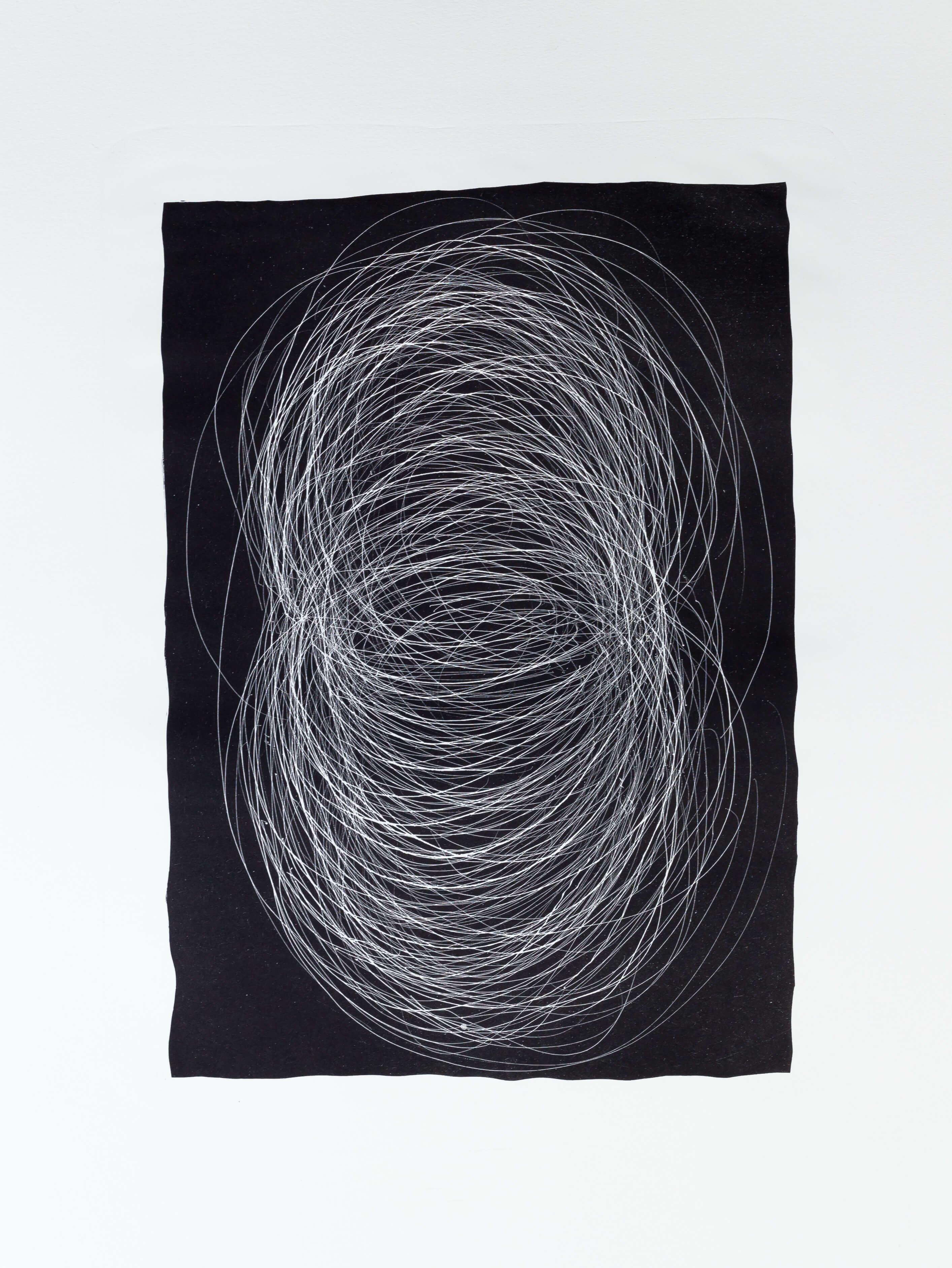 Katharina Albers, Transformation II, 2011, Schablithographie, 4 Auflagen, 40x29,5cm