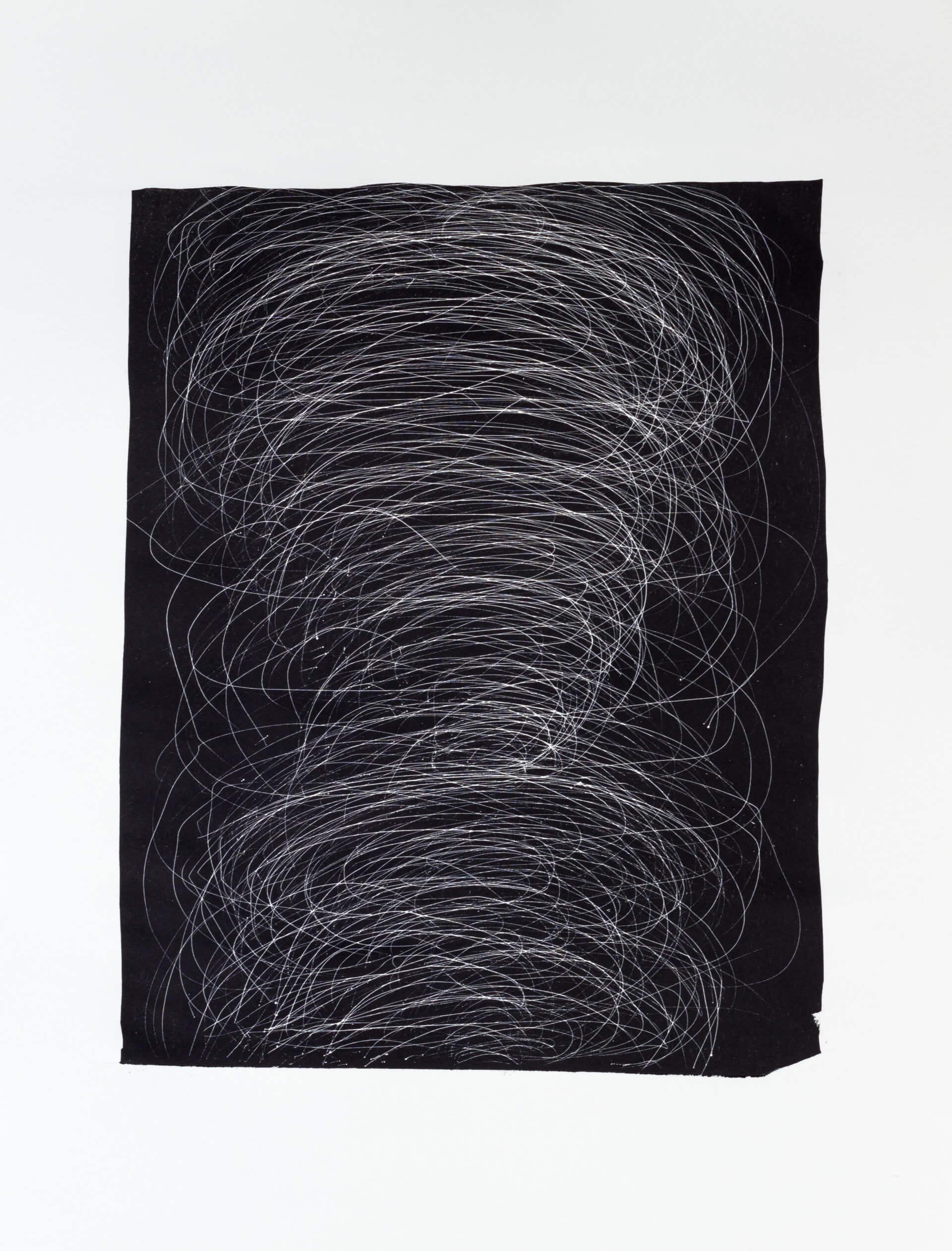Katharina Albers, Transformation V, 2011, Schablithographie, 4 Auflagen, 43x29,5cm
