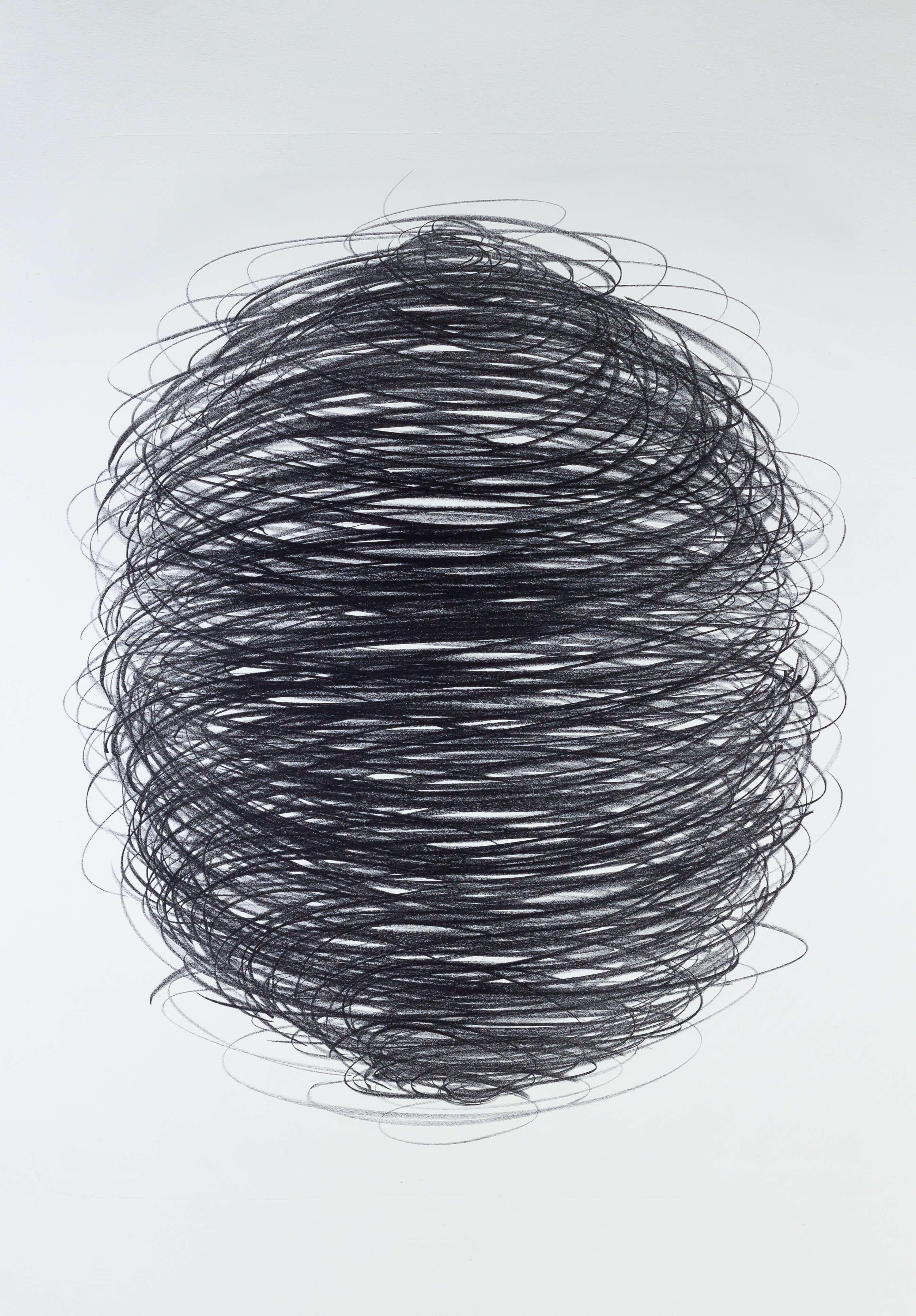 Katharina Albers, Transformation VIII, 2011, Lithographie, 4 Auflagen, 59,5x48,5cm