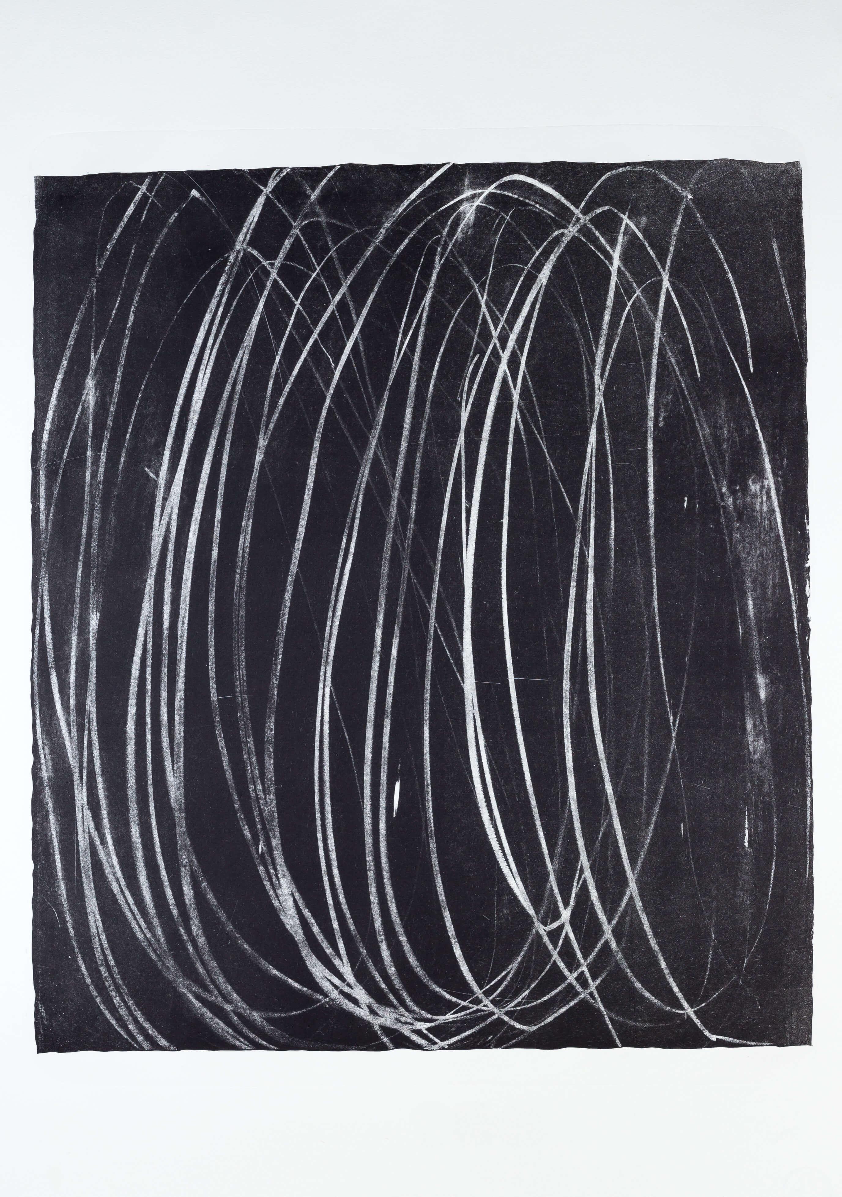 Katharina Albers, Transformation XI, 2011, Lithographie, 4 Auflagen, 59,5x48,5cm