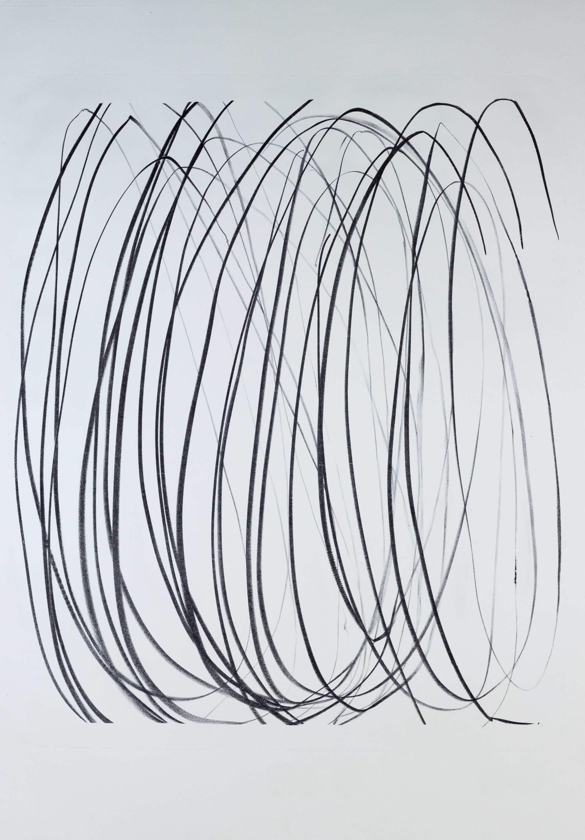 Katharina Albers, Transformation XII, 2011, Lithographie, 4 Auflagen, 59,5x48,5cm