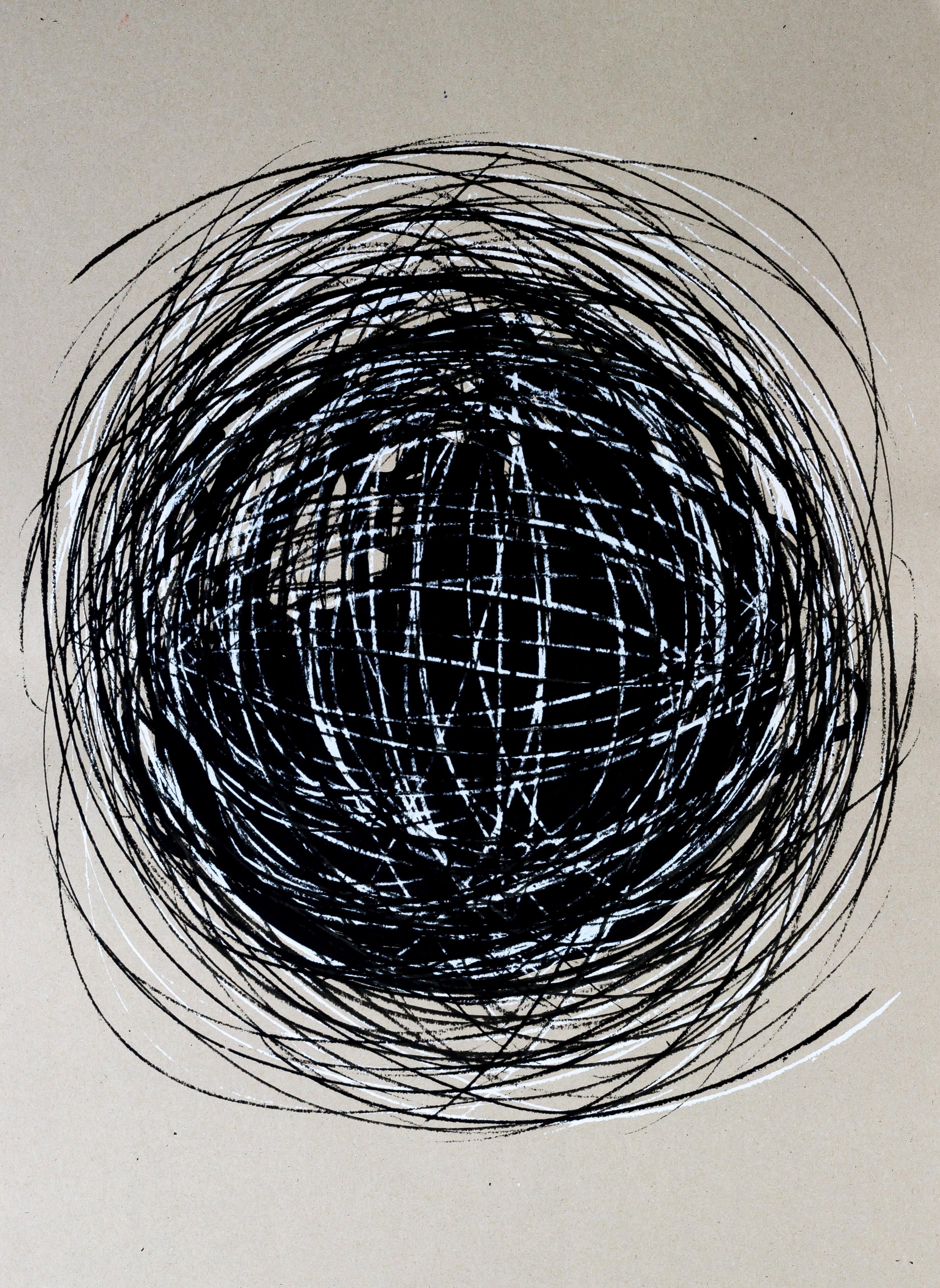 Katharina Albers, Transformation XXVII, 2011, Siebdruck, Unikat, 59,5x42cm