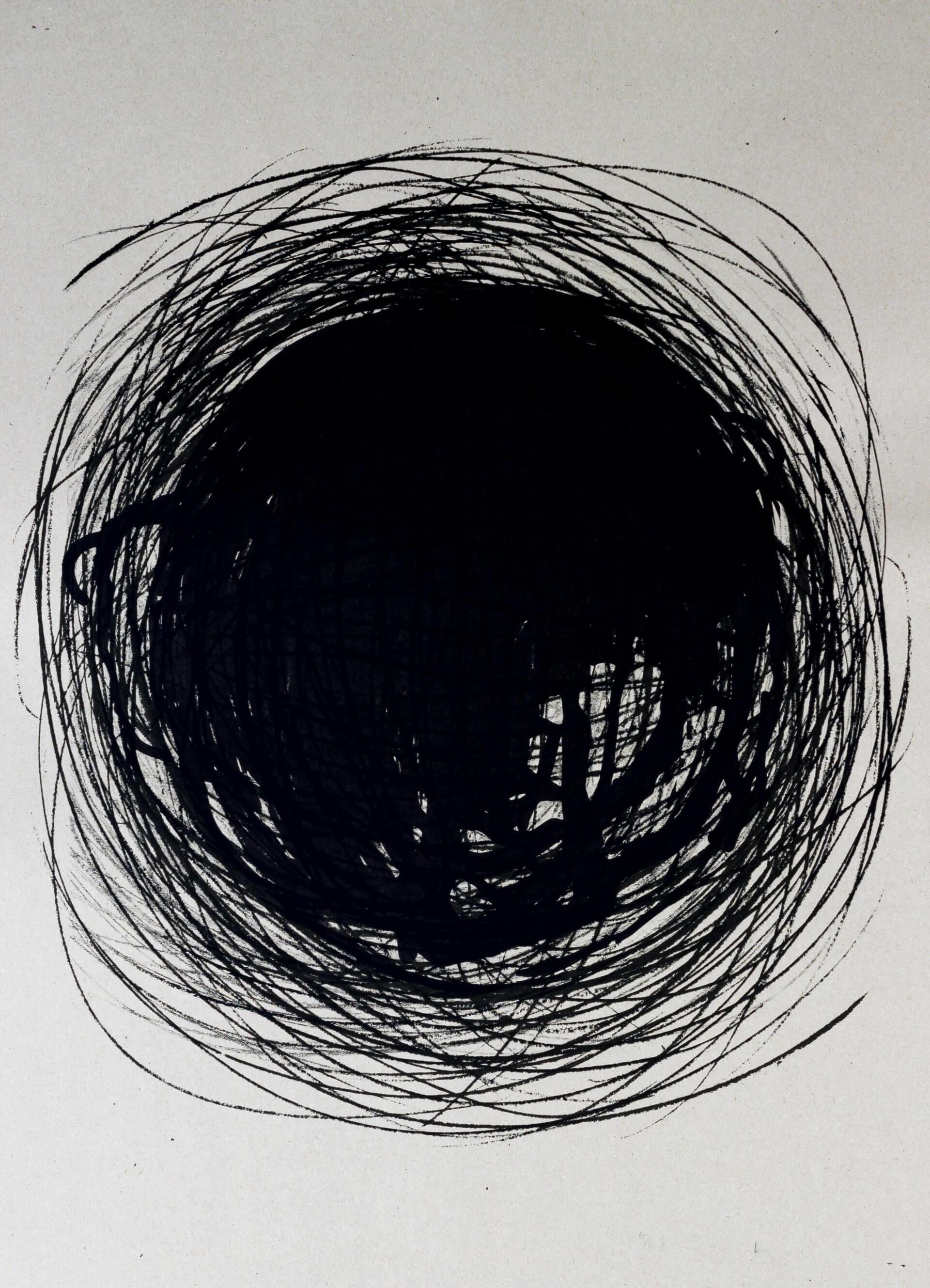 Katharina Albers, Transformation XXXIV, 2011, Siebdruck, Unikat, 59,5x42cm